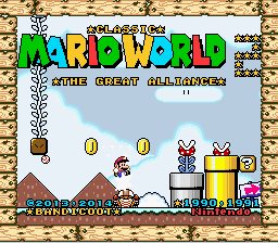 SMW: The Great Alliance
