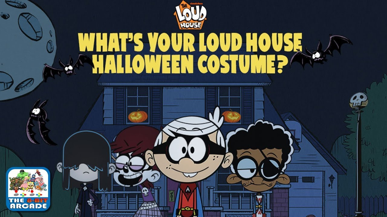 What's Your Loud House Halloween Costume?