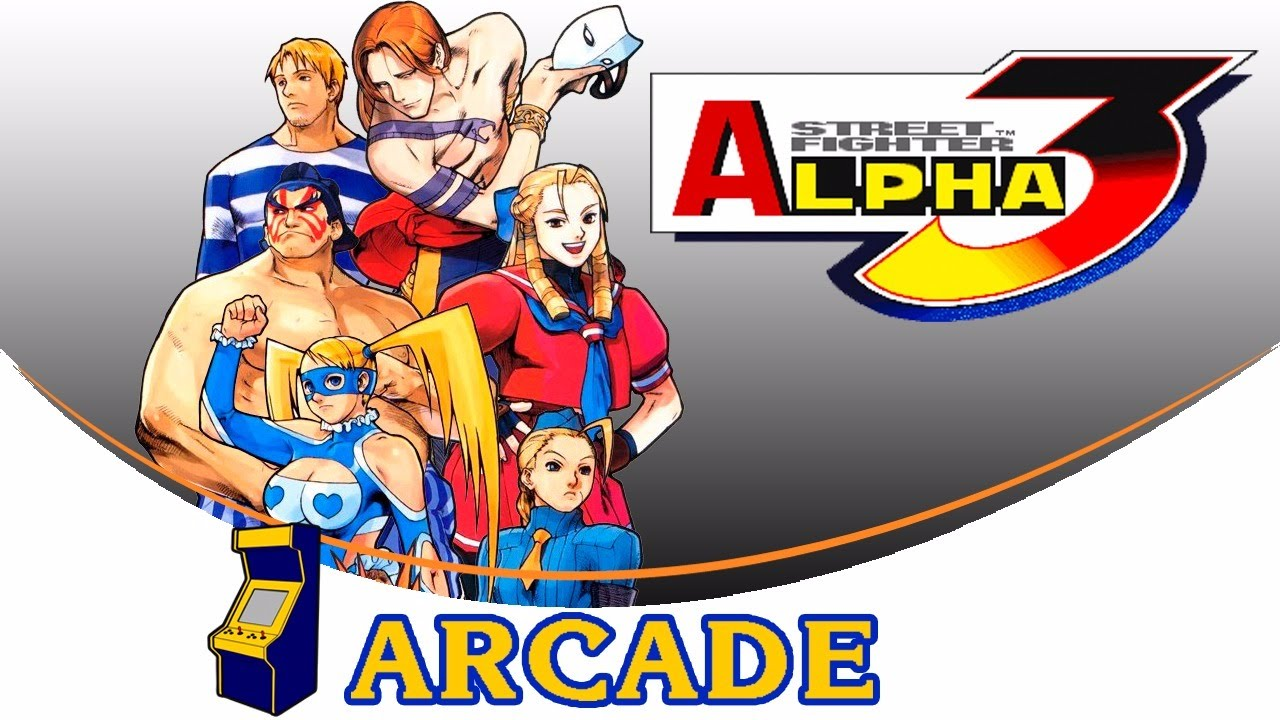 Street Fighter Alpha 3: Arcade Edition