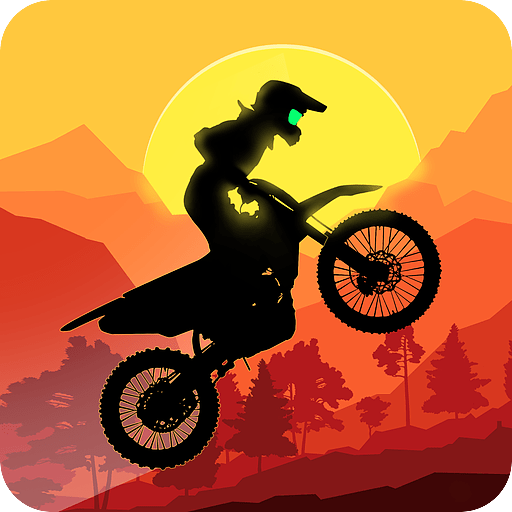 Sunset Bike Racer – Motocross
