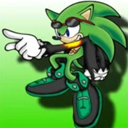 Scourge in Sonic 3