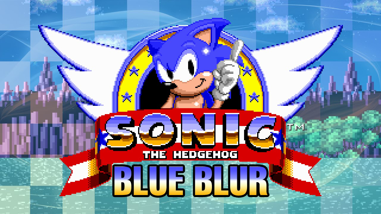 Sonic: The Blue Blur
