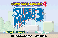 Super Mario Advance 4 – All Items