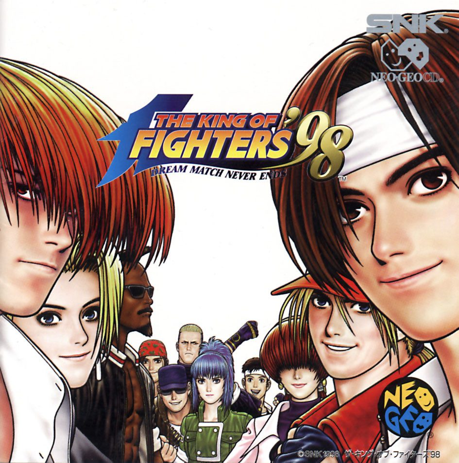 The King Of Fighters '98 – PS1