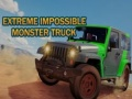 Extreme Impossible Monster Truck