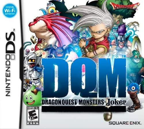 Dragon Quest Monsters: Joker – NDS