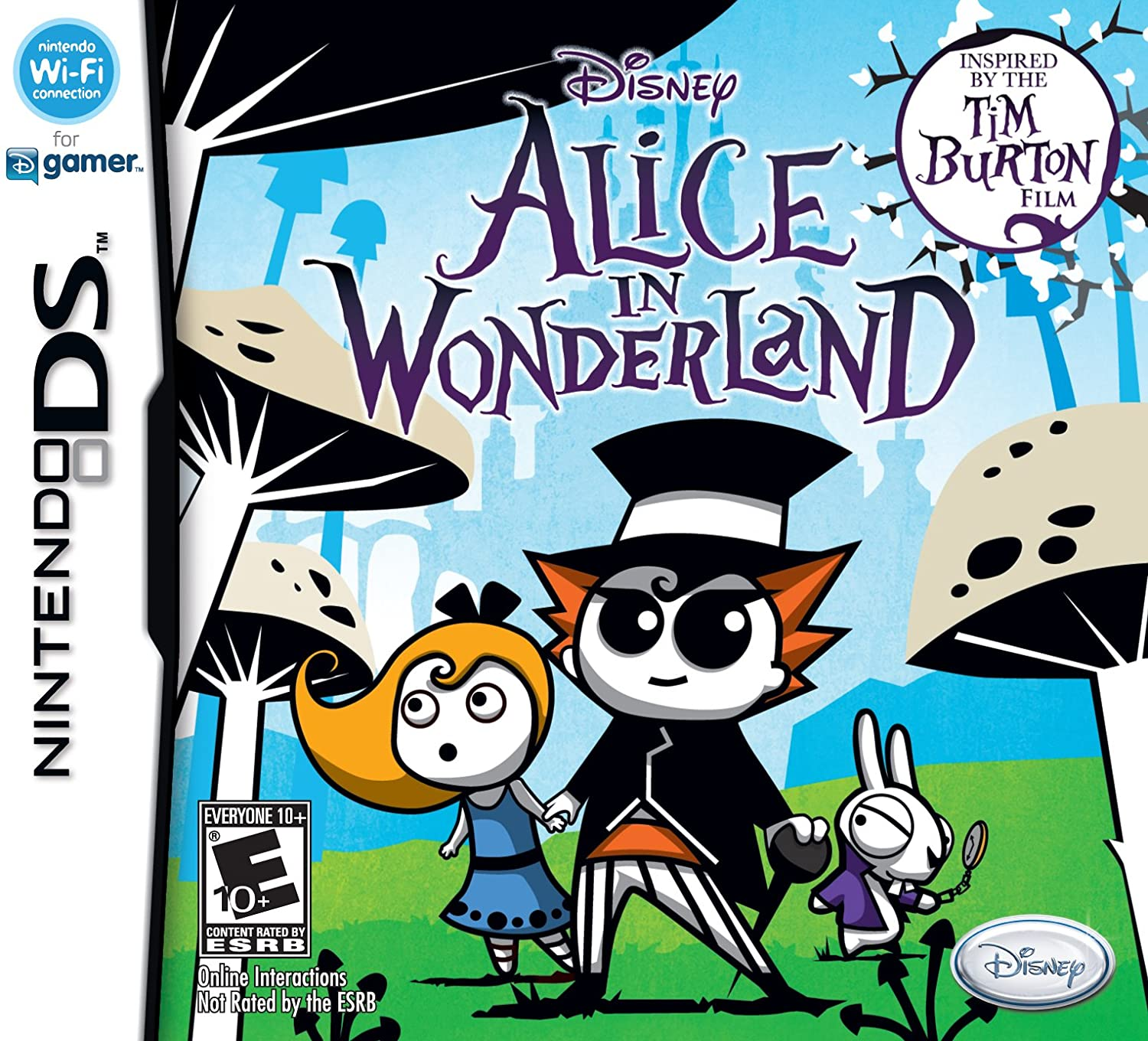 Alice in Wonderland – Nintendo DS