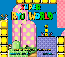 Super Mario World: Super Ryu World
