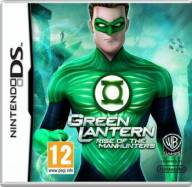 Green Lantern – Rise of the Manhunters – NDS