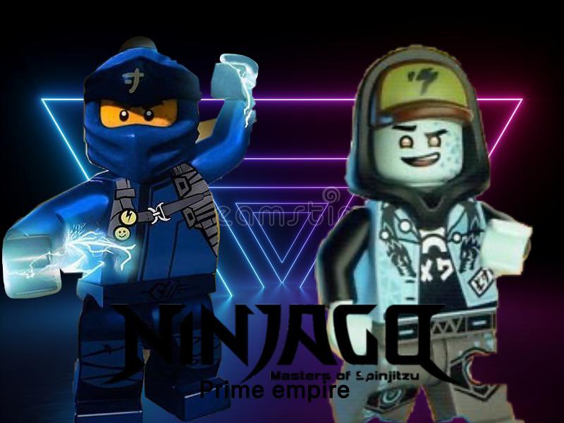 Ninjago: Prime Empire
