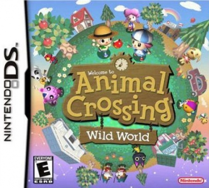 Welcome to Animal Crossing – Wild World – NDS