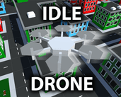 Idle Drone Delivery