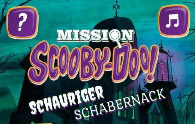 Mission Scooby-Doo! Scary Prank