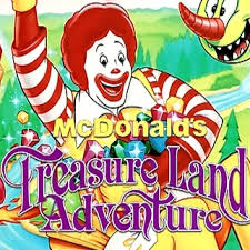 McDonald's Treasure Land Adventure (Prototype)