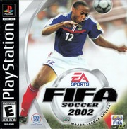 FIFA Soccer 2002 (USA) – PS1
