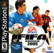 FIFA Soccer 2005 (USA) – PS1