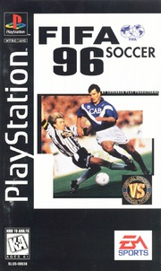 FIFA Soccer 96 (USA) – PS1