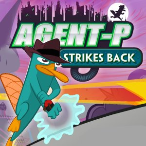 Phineas and Ferb – Agent P Strikes Back