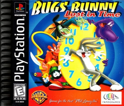 Bugs Bunny: Lost in Time – PS1