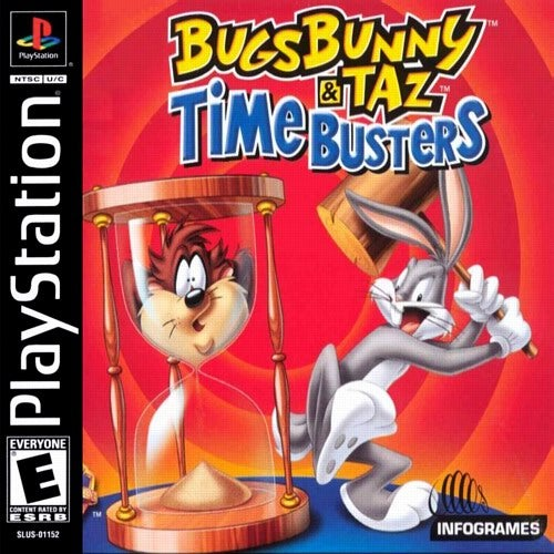 Bugs Bunny & Taz: Time Busters – PS1