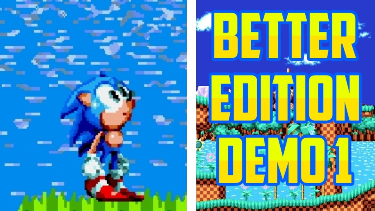 Sonic 1 Better Edition