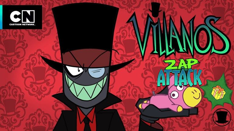Villanos – Zap Attack