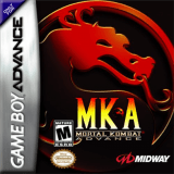 Mortal Kombat Advance – GBA