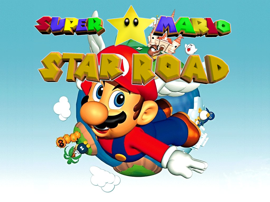 Super Mario Star Road (Final) – Super Mario 64