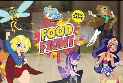 Super Hero Girls: Food Fight