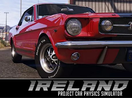 Project Car Physics Simulator: Ireland