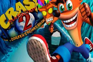 Crash Bandicoot 2 Cortex Contra-Ataca