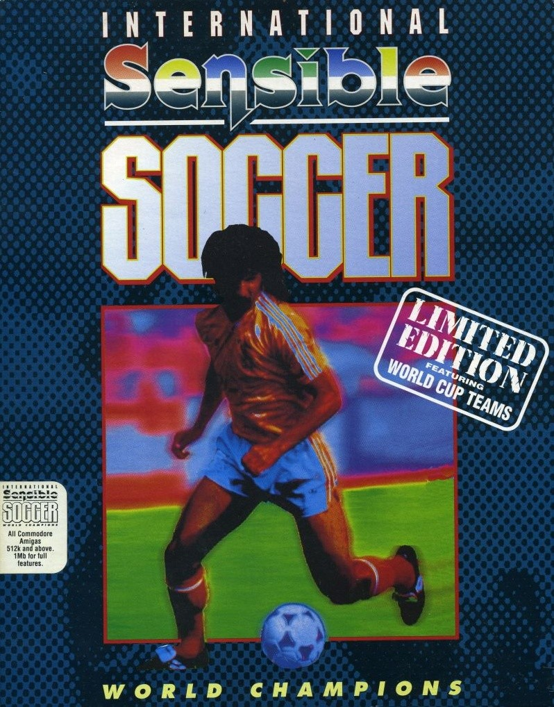 International Sensible Soccer – DOS