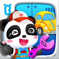 Little Panda's Auto Repair Shop