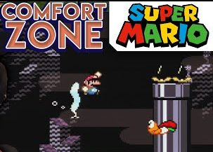 Super Mario World – Comfort Zone
