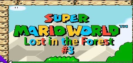 Super Mario World – Lost in the Forest