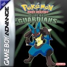 Pokemon Ruby Destiny – Life of Guardians
