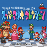 Super Mario Collection – SNES