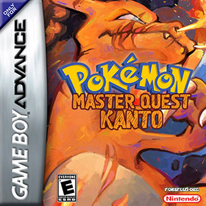 Pokemon Master Quest: Kanto (GBA)