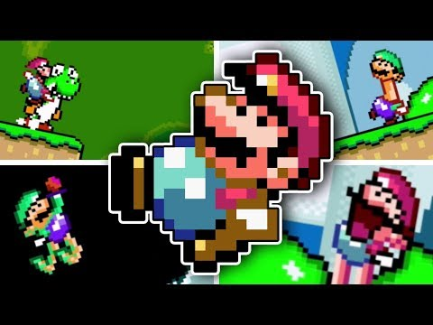 Most Hilarious Super Mario World