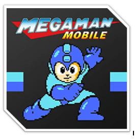 Jogos do Mega Man Mobile