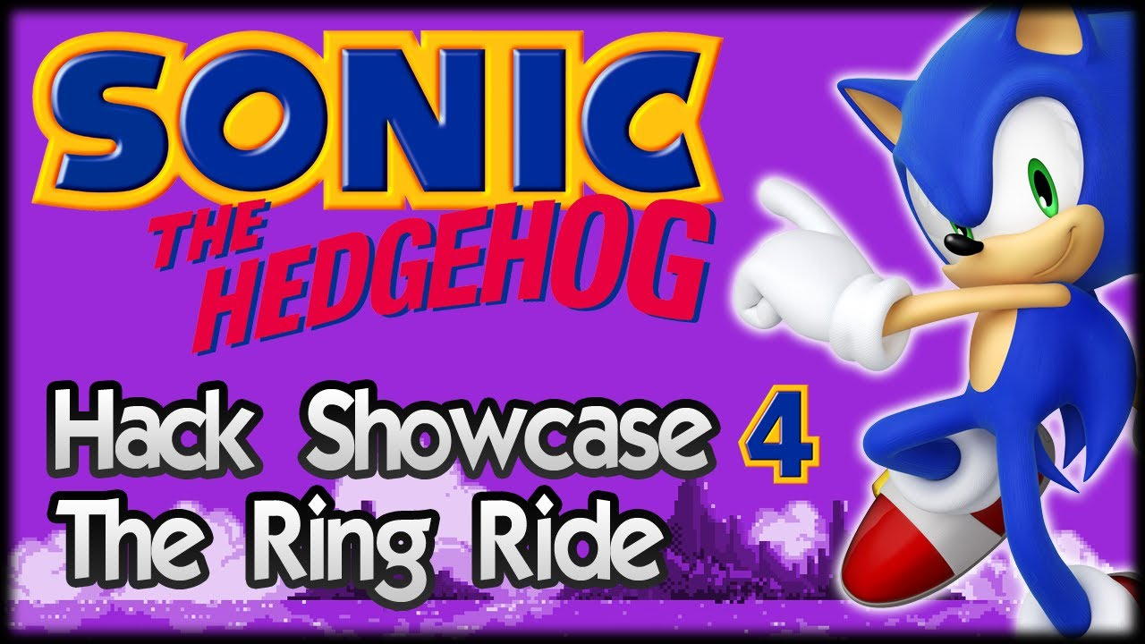 Sonic 1 – The Ring Ride 4 – GEN