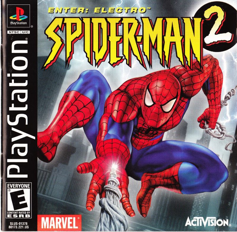 Spider-Man 2 – Enter – Electro (USA)