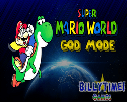 Super Mario World God Mode