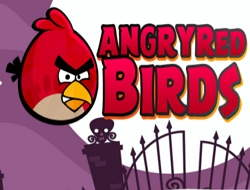 Angry Red Birds Halloween