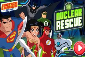 Justice League Action: Nuclear Rescue
