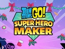 Teen Titans Go: Super Hero Maker