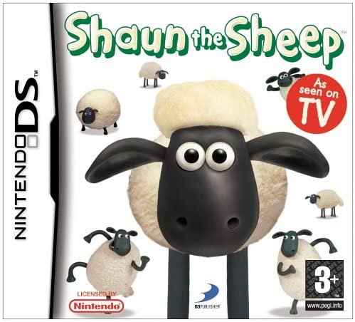 Shaun the Sheep – NDS