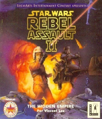 Rebel Assault II DOS