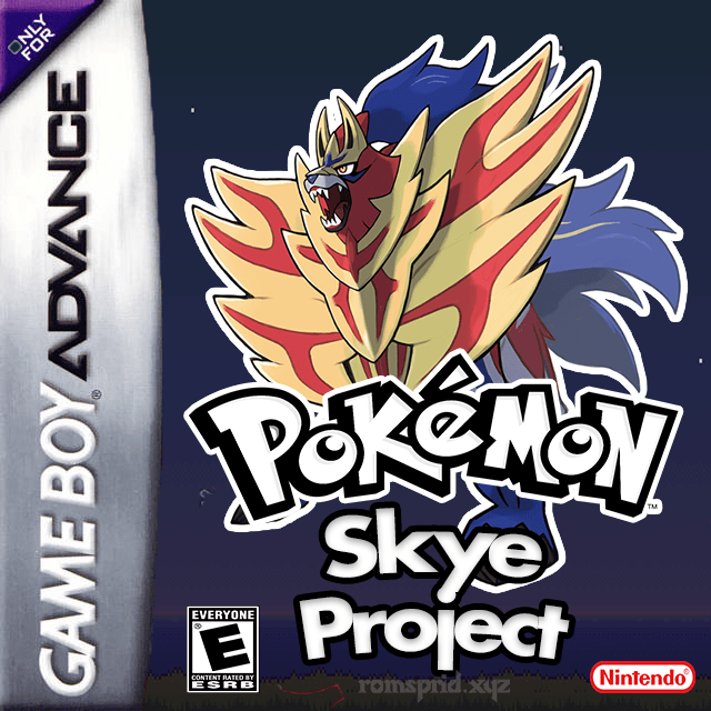Pokemon Skye Project (GBA)
