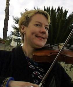 Josephine Gray, violinist, Alexander Technique teacher